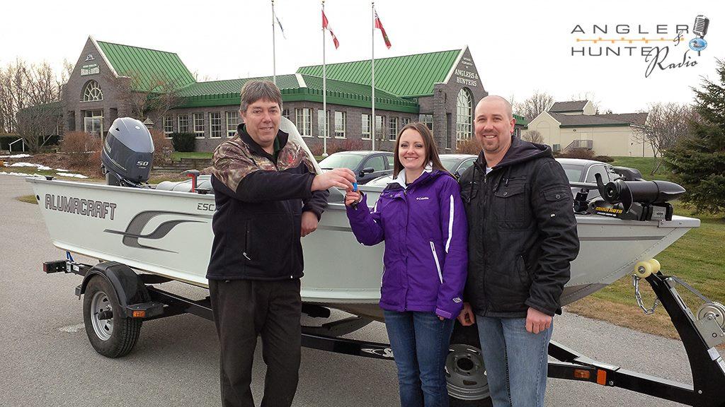 2014 Boat Winner