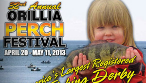 Show 7: Orillia Perch Festival, Chronic Wasting Disease and Federal Budget