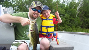 Show 16: Father's Day, Bass Season and Boat Contest