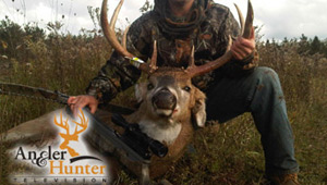 Show 38: Angler & Hunter Television, Aquaculture and Deer Hunt