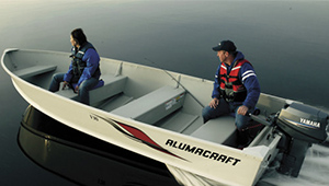 Show 14: Federal Government Commitment to Outdoors, Hunting & Fishing Clubs, Alumacraft Boat Contest