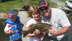 Show 18: Boat Safety, Family Fishing Week and Smallmouth Bass