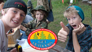 Show 20: Summer Camp, Lake Ontario & Scouting Deer with Trail Cam