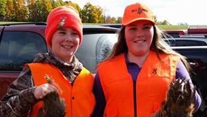 Show 35: Youth Pheasant Hunt, ATVs, UTVs and Wood Duck Nesting Research